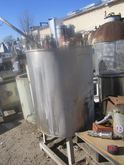 Tank, 100 Gallon, S/st, CB/FT,