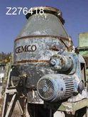 Gemco Dryer, Vacuum, Conical, 3