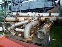 Buflovak Evaporator, 3 Effect,