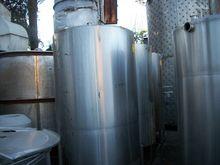CIP, 3-Tank, 500 Gallon, S/st,