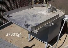 Tank, 3,000 Gallon, FRP, 6' x 1