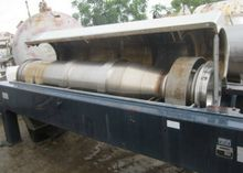 Centrifuge, Decanter, Andritz,