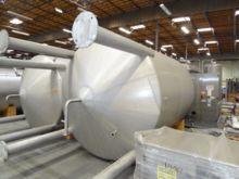 Tank, 6,500 Gallon, S/st, Nordh