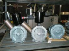 Pump, Vacuum, 1 HP, Gast, Mdl.