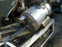 """Tank, 30 Gallon, S/st, 21"""" X 21"""