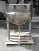 Kettle, 150 Gallon, S/st, Jkt,