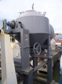 Dryer, Vacuum, Conical, 10 CF,
