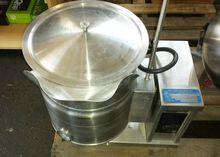Kettle, 5 Gallon, S/st, Clevela