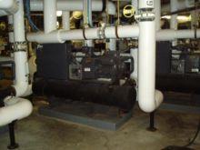 Refrig, Chiller, 75 Ton, Trane,