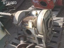 Used Blower, 125 HP,