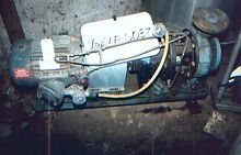 Pump, Centrif., 7.5 HP, S/st, 3