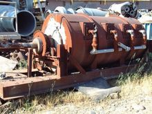 "Calciner, 10"" X 7', Gas, S/st,"