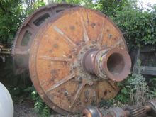 Used Mill, Ball, 8'