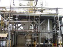 Evaporator, 2 Effect, Titanium,