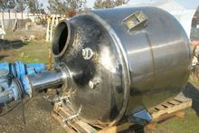 Reactor, 525 Gallon, 316 S/st,