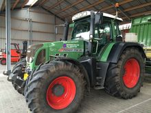Used 2007 Fendt 718