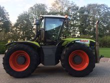 Used 2007 Claas Xeri
