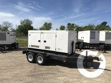 Used MULTIQUIP 80KW
