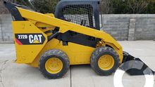 2014 CATERPILLAR SKID STEER LOA