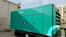 CUMMINS 300KW 375KVA STATIONARY