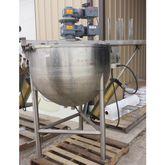 150 gallon stainless steel jack
