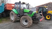 2011 Deutz-Fahr M620 DCR