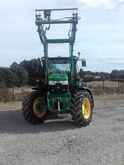 2013 John Deere 6105 R + JD 633