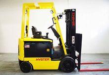 2001 Hyster E50XM2