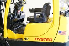 2005 Hyster S40FTS