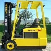 2002 Hyster J30XMT2