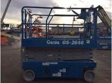 2006 Genie GS2646