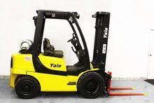 2007 Yale GLP060VXEVSE093