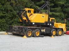 1974 P&H 440 TC Mobile Cranes /