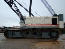 2001 Terex HC125 Crawler Cranes