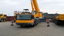 2012 Liebherr LTM1200 Mobile Cr