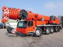 2014 Liebherr LTM1220 Mobile Cr
