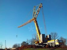 1999 Liebherr LTM1400 Mobile Cr