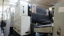 Used MILLER printing machine