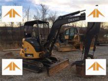 Used John Deere Excavators for sale in Virginia, USA | Machinio
