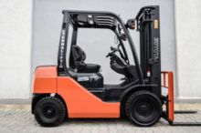 used toyota 8fg25 forklift for sale machinio rh machinio com toyota 8fg25 operator's manual toyota 8fg25 manual