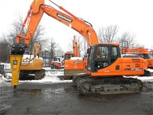 Used 2015 DOOSAN DX1