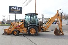 Used 2001 CASE 580SM