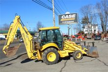 2001 NEW HOLLAND LB75B2