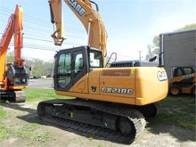 Used 2014 CASE CX210
