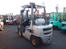 2007 NISSAN TRUCK USED P1F2A25D
