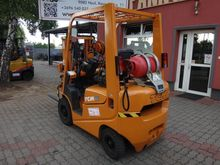 Used Forklifts TCM 2