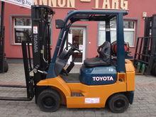 2002 Toyota 7FG15