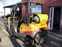 Used Forklifts TCM 2009 FG20T13