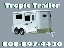 2017 Bee Trailers 2-Horse Trail