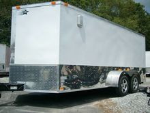 2016 covered wagon 7z16 TAV-MP